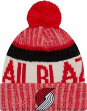 reputable site 5ade5 6048a item 1 New Era Portland Trail Blazers NE17 Cold Weather Sport Knit Hat -New  Era Portland Trail Blazers NE17 Cold Weather Sport Knit Hat