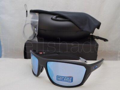 efcde5dde Oakley SPLIT SHOT (OO9416-06 64) Matte Black with Prizm Deep H2O Polarized  Lens 888392374707 | eBay