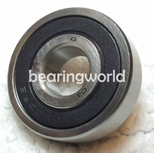 NEW High Quality 5 pieces of 6005-2RS bearing 6005 2RS bearings 25 x 47 x 12