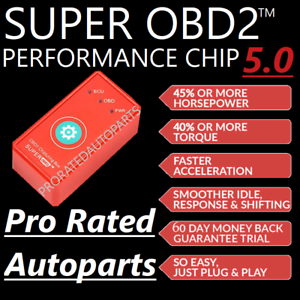 CHEVY IMPALA LS LT LTZ PREMIER SS 2.5L 3.4 3.6L 3.8L SUPER OBD2 PERFORMANCE CHIP