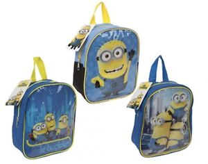 64c91133e7 Image is loading OFFICIAL-Despicable-Me-2-Minions-Backpack-School-Small-
