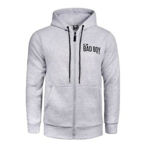 Bad-Boy-Crossover-Hoodie-Grey-Size-Extra-Small
