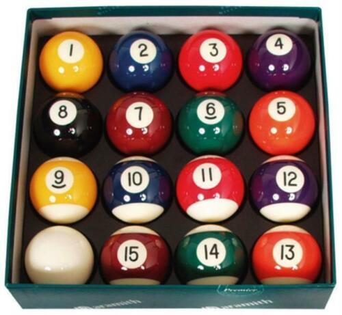 Aramith Billard Ballsatz Pool Billardbälle Poolball Billardkugeln