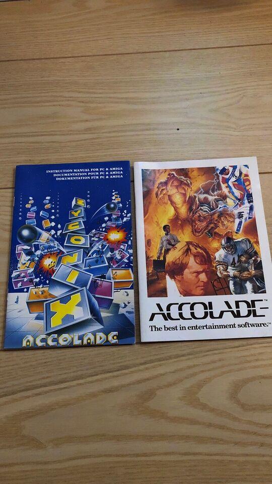 Zyconix , Amiga spil