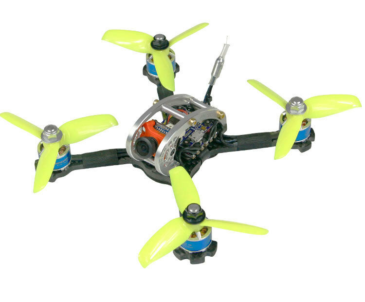 LDARC EGG RC RC RC Racer Drone PRO PNP 138MM Brushless Mini Quadcopter e35b7c