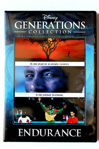 Disney-Endurance-Ethiopia-Gebrselassie-039-96-Atlanta-Olympics-Running-Movie-on-DVD