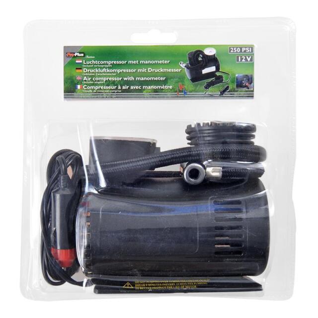 Mini compresseur d'air 12v - Mini-luchtcompressor 12v - Accessoire auto - Panne