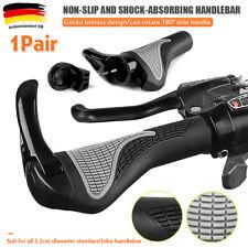 XLC Lenkergriffe Bar Grips Ringo GR-S05 130mm schwarz//grau Klemmringe schwarz