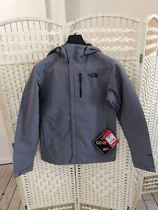 043abdf38a75 Men s The North Face Dryzzle Gore-Tex Jacket TNF Grey Heather Small ...