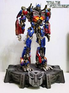 Custom-50CM-Resin-Base-For-3A-Transformers-Optimus-Prime-New