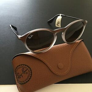 e37c6ca812b Ray-Ban RB4243 6224 13 Brown Gradients Round Sunglasses Youth Style ...