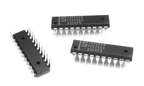 SN74F244N 2 Piezas 74F244N Octal buffers//controladores 74F244 IC