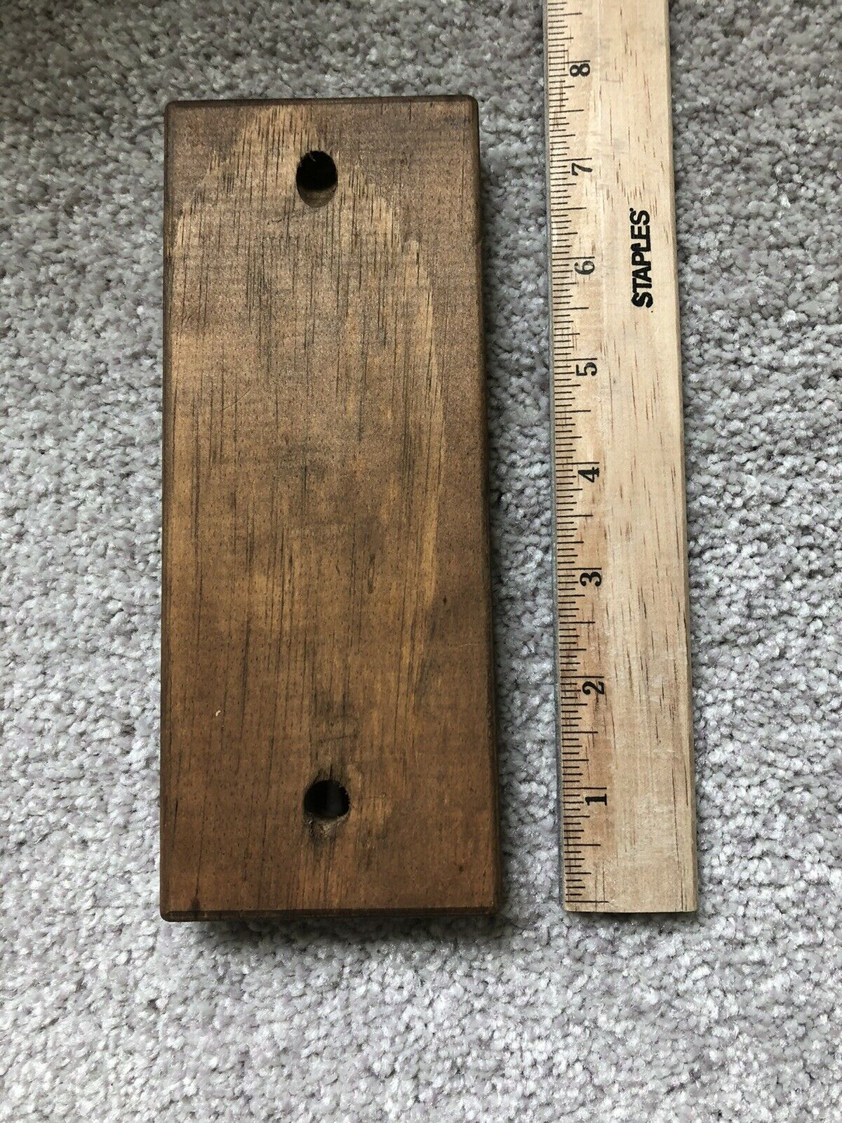 Vintage Taylor Wood Thermometer Farmhouse Cottage Rustic Country Outdoor Indoor