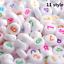 NEW-200-1000pcs-7mm-Mixed-A-Z-Alphabet-Letter-Acrylic-Spacer-Beads-heart-bead thumbnail 26