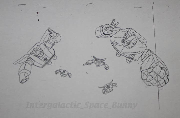 1984 Takara Transformers TV Magazine Interno  Art Copia Optimus & Jazz  negozio di sconto