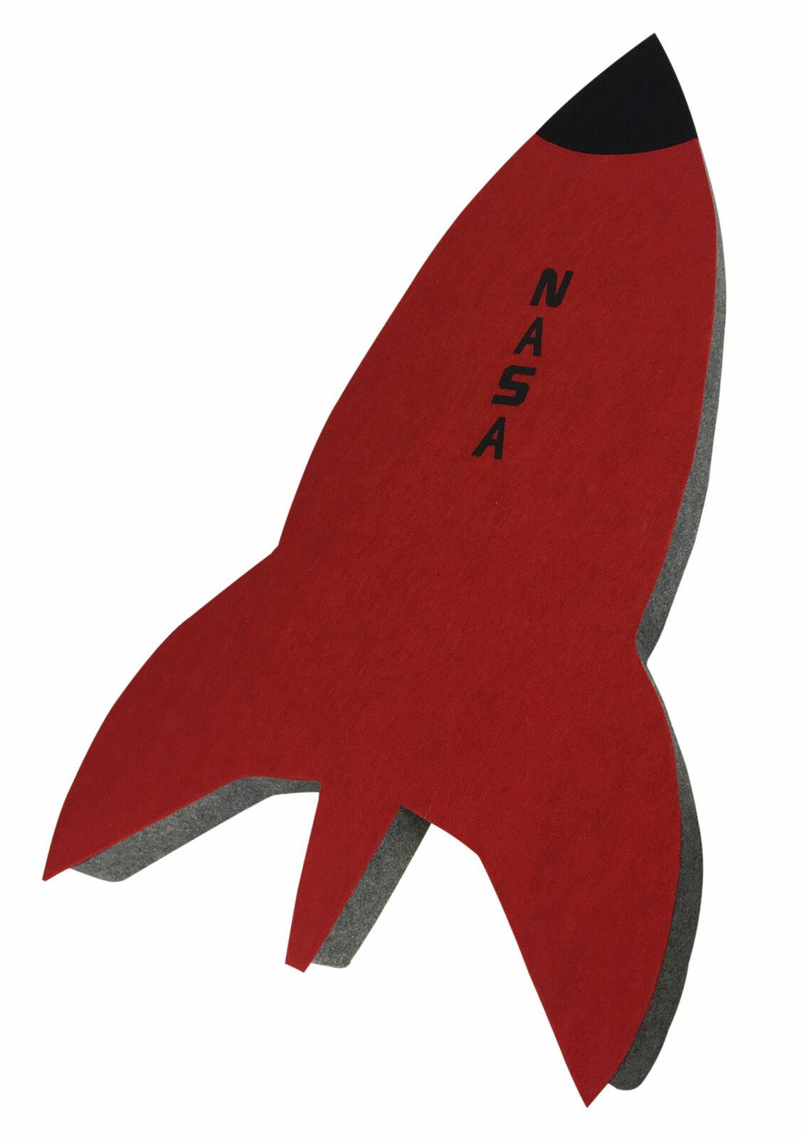 Akustik Schallabsorber, Rakete, Aufhängung wählbar, 117x68x8cm, Akustikelement