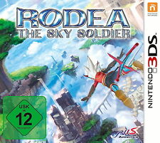 Nintendo 3DS Spiel Rodea The Sky Soldier