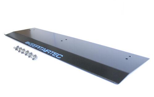 FOCUS RS MK3 diffusore posteriore Estensione Finitura di raso nero