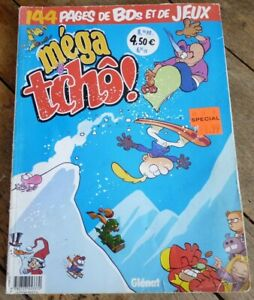 144-Pages-de-BD-et-de-Jeux-Mega-Tcho-2005