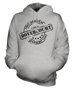 Dovercourt Hoodie Ladies Made Gift 50th Womens Birthday Christmas Mens In Unisex qtFA5F