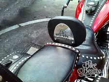 Driver Rider Backrest Yamaha Midnight Star XVS 1300, Vstar XVS1300