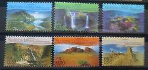NATIONS-UNIES-1999-SUISSE-SERIE-DE-CARNET-039-AUSTRALIE-039-c-10-20-Cw446