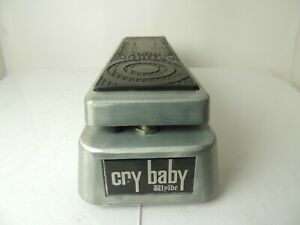 Dunlop ZW45 Zakk Wylde Signature CryBaby Wah Effects Pedal Free USA Shipping