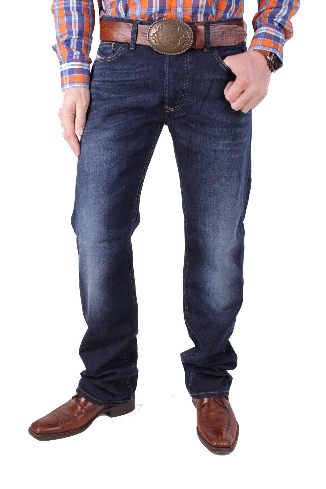 Diesel Men's Jeans Pants Larkee 0831T Straight Leg  R2