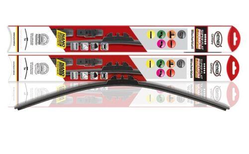 "PORSCHE Boxter Wiper Blades 1996-2011 HEYNER Germany Quality Wipers 22/""22/"""