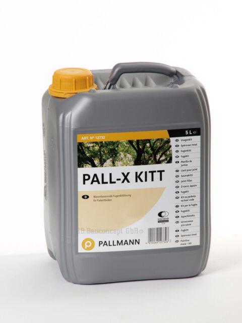 """Pallmann /""""pall-x KITT/"""" 10,0 LITRES colis"""