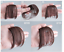 miniature 9 - Women-Thin-Neat-Air-Bangs-Fringe-Clip-on-in-Hair-Extensions-Remy-Human-Hairpiece