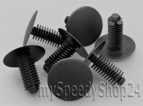 30x fijación klip soporte abdeckstopfen universal revestimiento interior clips