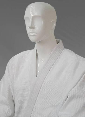 JUDO Martial Arts Uniform 100% Cotton, Jiu Jitsu, Aikido with Free White Belt