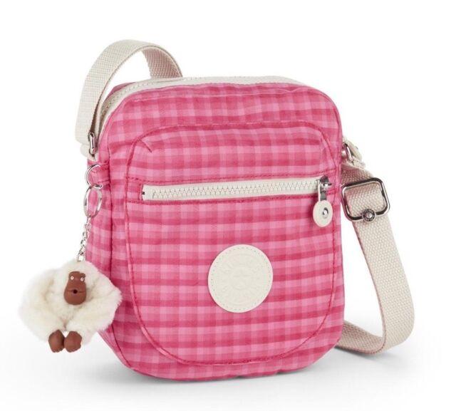 f163cbb13d Kipling Womens CANALI Cross-body Bag Pink (picnic Pink) for sale ...