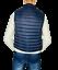 Smanicato-Uomo-100-Grammi-Piumino-Leggero-Giubbotto-Gilet-Slim-Fit-nuovo-moda miniature 3