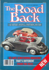 Road-Back-Summer-1995-Number-1-A30-amp-A35-Michelotti-Ford-in-Britain-Lady-Drivers