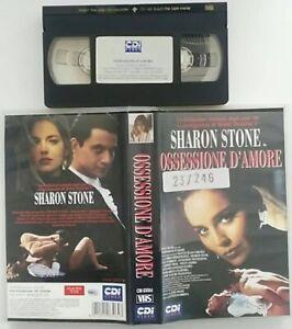 Ossessione-D-039-Amore-VHS-CDI-Video-Usato-Ex-Noleggio
