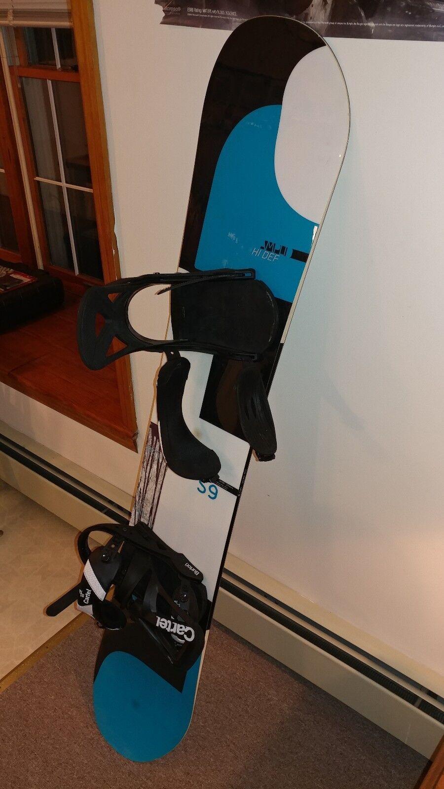 Amplid Hidef 2012 Snowboard NO BINDINGS