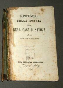 Compendio-della-storia-di-casa-Savoia-Giacinto-Fioretti-1845