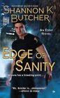 Edge of Sanity by Shannon K Butcher (Paperback / softback)
