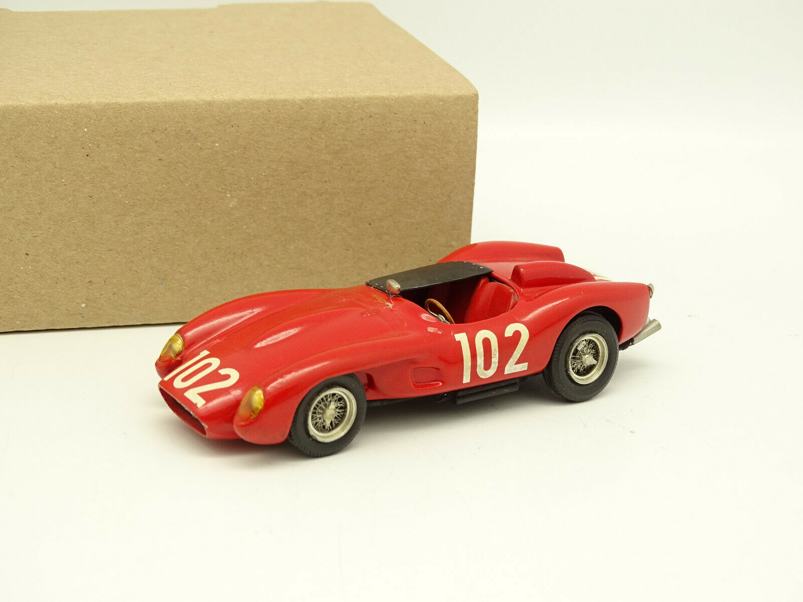 Esperando por ti Precision Miniatures Miniatures Miniatures Kit Monté Métal 1 43 - Ferrari 250 TR Tour de France 1958  oferta de tienda
