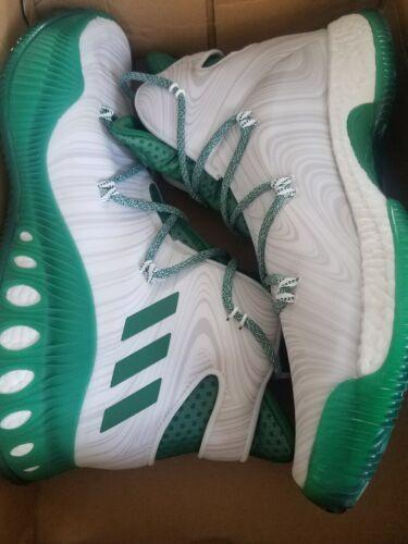 Crazy Chaussures Gr 17 Blanc Vert Hommes Adidas Explosive Nouveau Sm Boost dHgqIwqCT