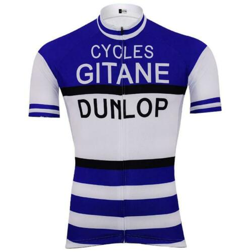 Cycles Gitane Dunlop Cycling Jersey