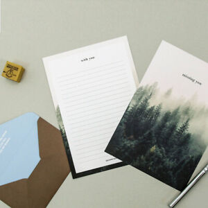 Letter Writing Set The Forest Lives in Me