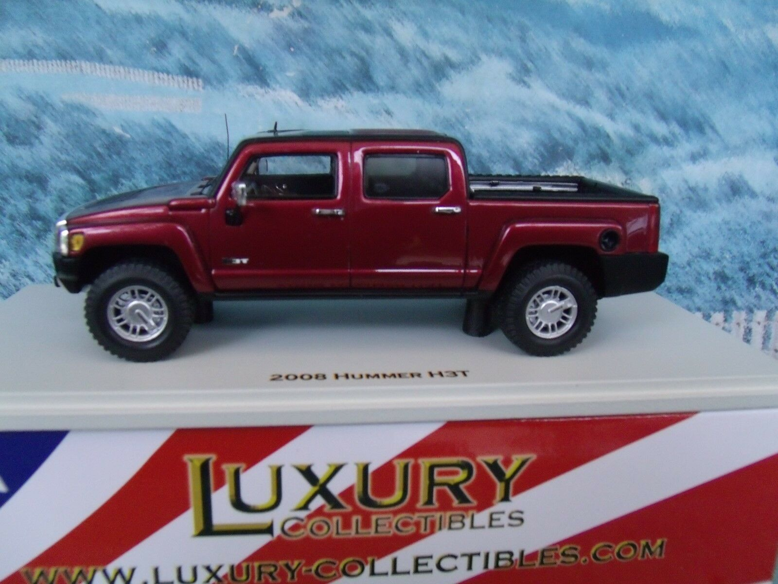 oferta especial 1 43 43 43 Lujo Coleccionables Hummer H3T 2008  moda
