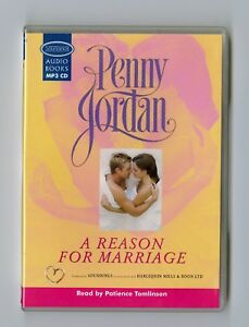 A-Reason-for-Marriage-by-Penny-Jordan-MP3CD-Audiobook