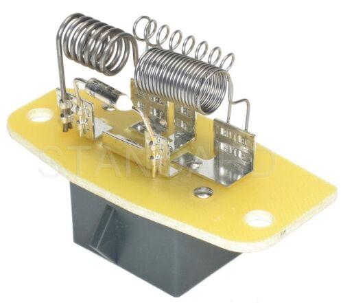 HVAC Blower Motor Resistor Rear Standard RU-318