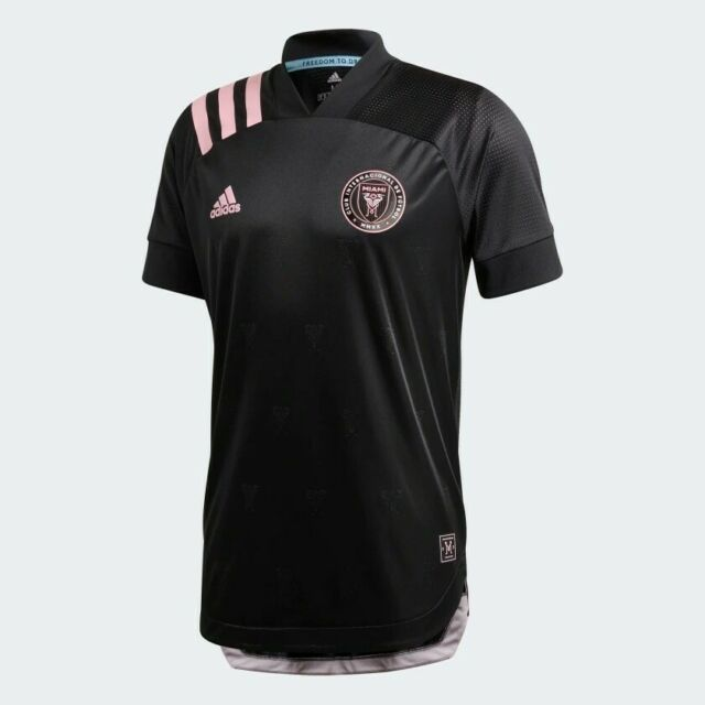Mens adidas Inter Miami CF Authentic Away Jersey Eh8635 Inaugural ...