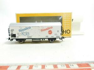 BD72-0-5-Herkat-H0-AC-1364-Gueterwagen-Kuehlwagen-Sinalco-Kola-DB-sehr-gut-OVP