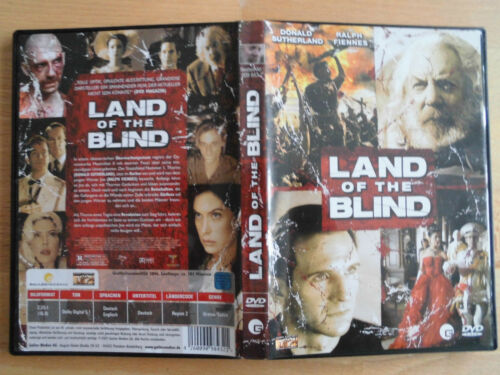 1 von 1 - Land of the Blind mit Donald Sutherland,FSK16, RC2